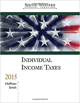 Individual Income Taxes [With CD (Audio) And Disk] (South-Western Federal Taxation)