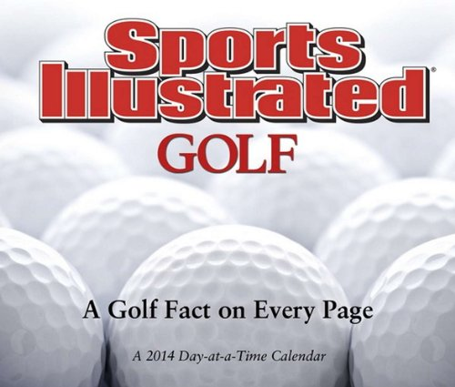 Sports Illustrated - Golf 2014 Day At A Time Box Calendar