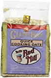 Bobs Red Mill Gluten Free Quick Cooking Oats, 32-Ounce Bags (Pack of 4)