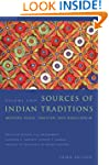 Sources of Indian Traditions: Modern...
