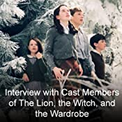 Interview with Cast Members of The Lion, the Witch, and the Wardrobe | [William Moseley, Skandar Keynes]
