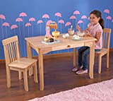 KidKraft Avalon Table and Chair Set - Natural
