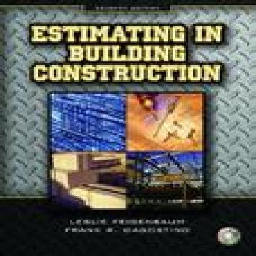 Estimating in Building Construction 7th Edition