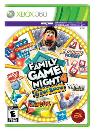 Family Game Night 4: The Game Show – Xbox 360