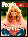 img - for People Tribute Remembering Farrah Fawcett Her Life in Pictures Magazine book / textbook / text book