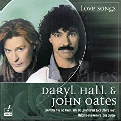 Love Songs - Hall &amp; Oates