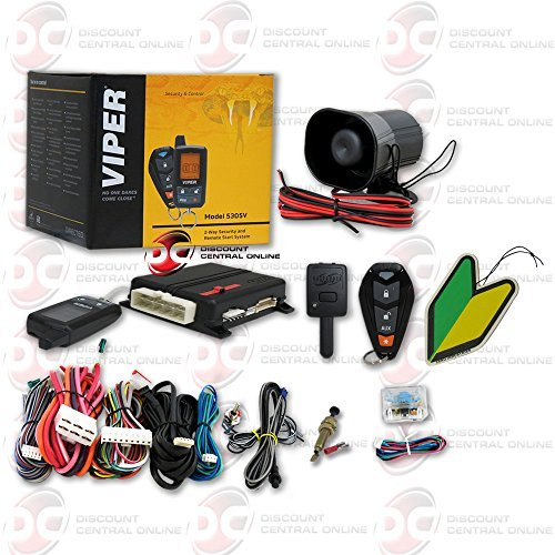 2015-Viper-Responder-2-way-Car-Alarm-Security-System-with-Keyless-Entry-Remote-Start-Free-Squash-Air-Fresheners