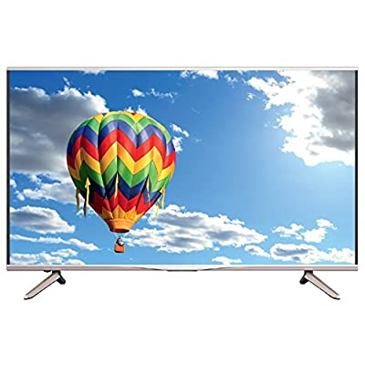 Sansui SME43QX0ZSA 110cm (43 inches) 4K Ultra HD Smart LED TV (Black)