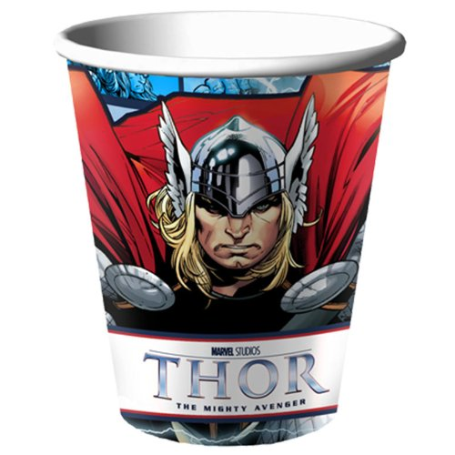 Thor Paper Cups (8ct)
