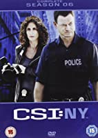 CSI: New York - Complete Season 6 [DVD]