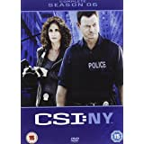 CSI - Crime Scene Investigation - New York - Season 6 [DVD]by Gary Sinise