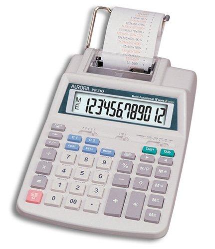 Aurora PR 710 Calcolatrice