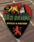 Bad Brains Build A Nation Premium Guitar Pick x 5 Medium