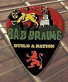 Bad Brains Build A Nation Premium Guitar Pick x 5 Medium