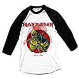 XL Adult's Iron Maiden T-shirt