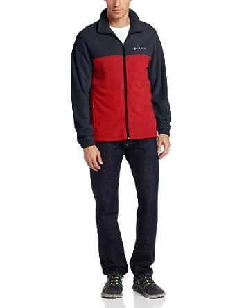 Low Price Columbia Men's Steens Mountain Full Zip 2.0 Fleece