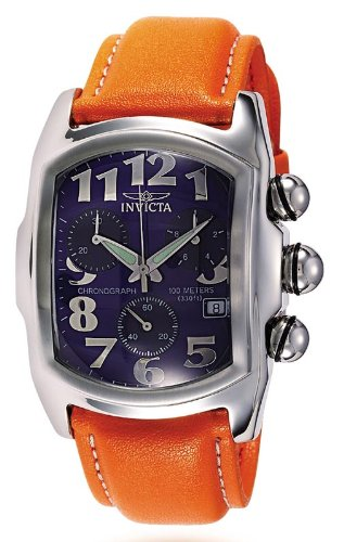 Invicta Men's 9814 Lupah Collection Chronograph Watch