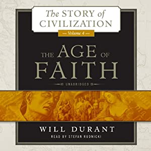 The Age of Faith, Volume 4 | Livre audio