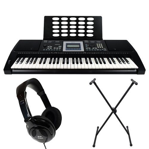 axus-digital-touch-sensitive-portable-keyboard-with-stand-and-headphones