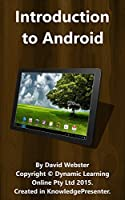 Introduction to Android: Learn About Android and Android Devices ebook download