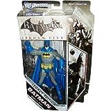DC Universe Batman Arkham City Batsuit Legacy Edition 6 Inch Exclusive Action Figure by Mattel
