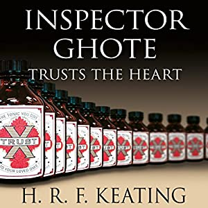 Inspector Ghote Trusts the Heart Audiobook