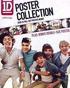 1D Official Poster Collection: Over 25 Pull-out Posters, Plus: Bonus Double-size Poster from Browntrout Pub