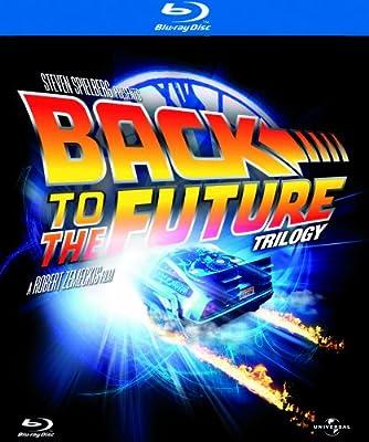 バック・トゥ・ザ・フューチャー 25thアニバーサリー Blu-ray BOX
