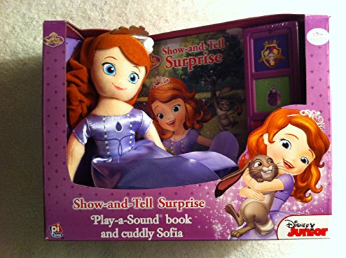 Show and Tell Surprise Features Sofia the First