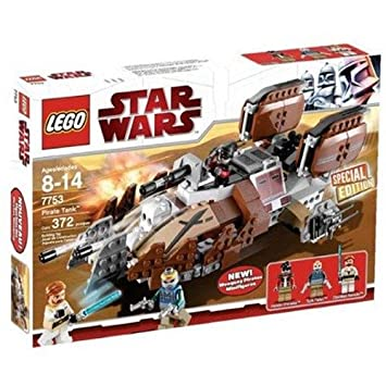LEGO Star Wars: Pirate Tank Jeu De Construction 7753