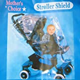 Stroller Shield Weather Rain Cover Snow Infants Baby Insect Bug Travel Single !!