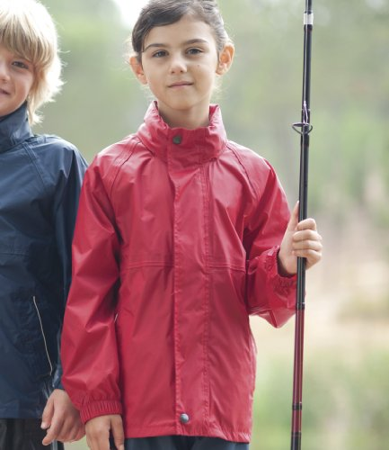 Regatta Kids Packaway II Waterproof Jacket