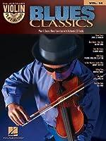Violin Playalong Vol.014 Blues Classics + Cd