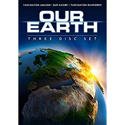 Our Earth - 3 DVD Pack