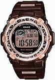 [カシオ]Casio 腕時計 Baby-G Tripper 世界6局電波対応ソーラーウォッチ BGR-3004LP-5JF レディース