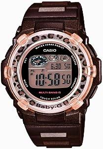 Casio Baby-G Tripper Series - Solar Multiband 6 Radio Controlled Women's Watch BGR-3004LP-5JF (Japan Import)