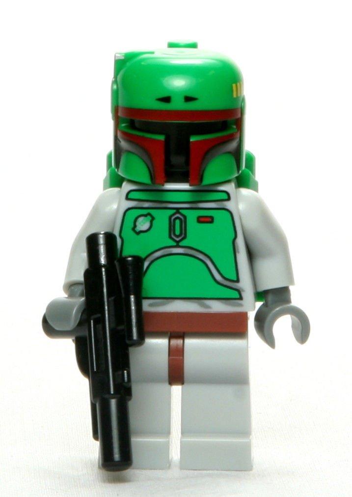 Star Wars White Boba Fett Boba Fett Lego Star Wars