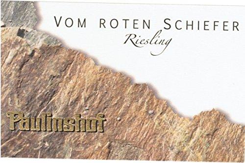 2012 Paulinshof Vom Roten Schiefer 750 Ml