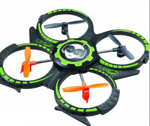 UDI U816a 24ghz 4 Ch Mini Rc 4 Axis UFO Aircraft Quadcopter RTF