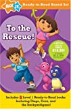 To the Rescue! (Nick Jr. Ready-to-Read Boxed Set)