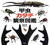 甲虫 カタチ観察図鑑