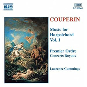 Couperin: Music for Harpsichord, Vol.1
