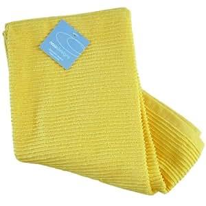 Now Designs 20x30 In Ripple Towel Lemon Home Kitchen