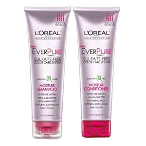 L'Oreal Paris L'Oreal EverPure Moisture Shampoo & Conditioner