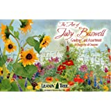 The Art of Judy Buswell - Leanin' Tree Greeting Cards (AST90608) - 20 cards with full-color interiors and 22 designed envelopes