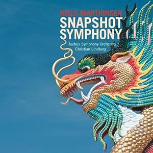Marthinsen: Snapshot Symphony/ Concerto For 3 Trombones/ Snowwhites Mirror
