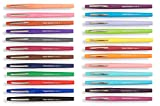 Paper Mate Flair Felt Tip Pens, Medium Point, Limited Edition Tropical & Assorted Colors, 24 Pack