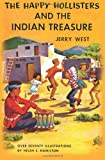 The Happy Hollisters and the Indian Treasure (1461098866) by West, Jerry