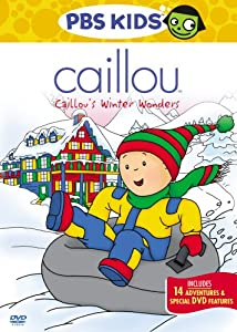 Caillou Caillous Winter Wonders by PBS