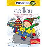 Caillou: Caillou's Winter Wonders ~ Caillou's Winter Wonders